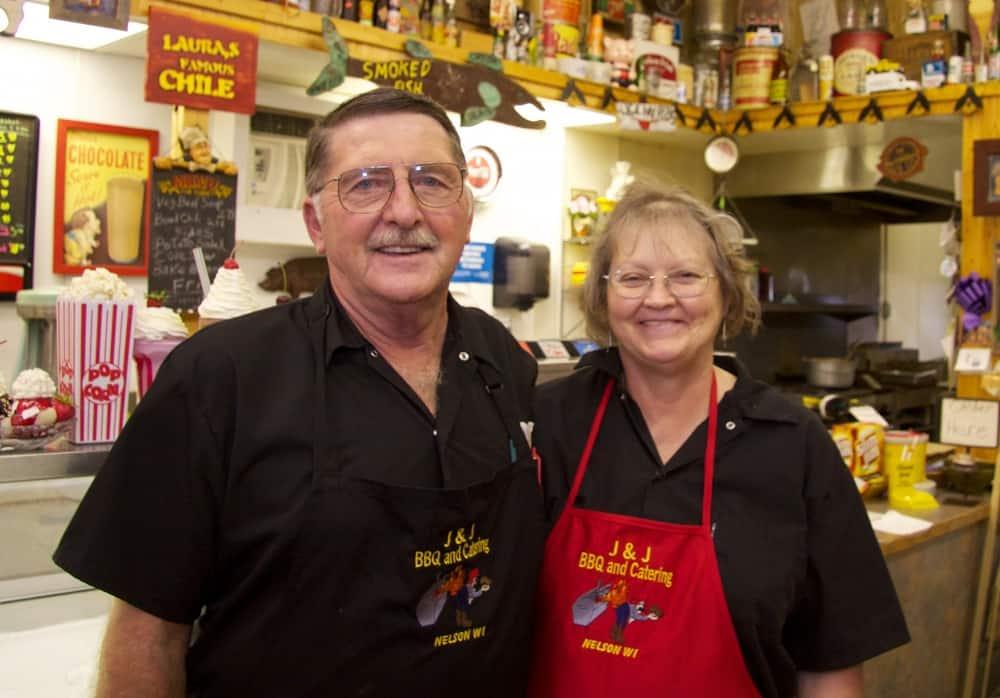 Jim & Laura Grandy