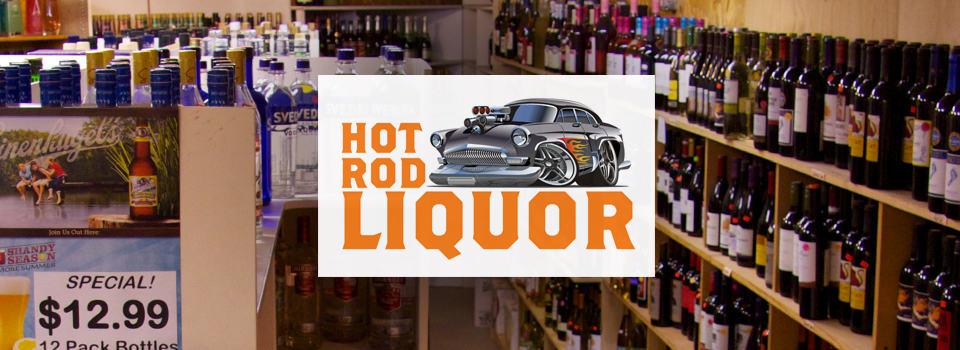Hot Rod Liquor - Nelson, WI