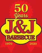 J&J BBQ & Catering Logo