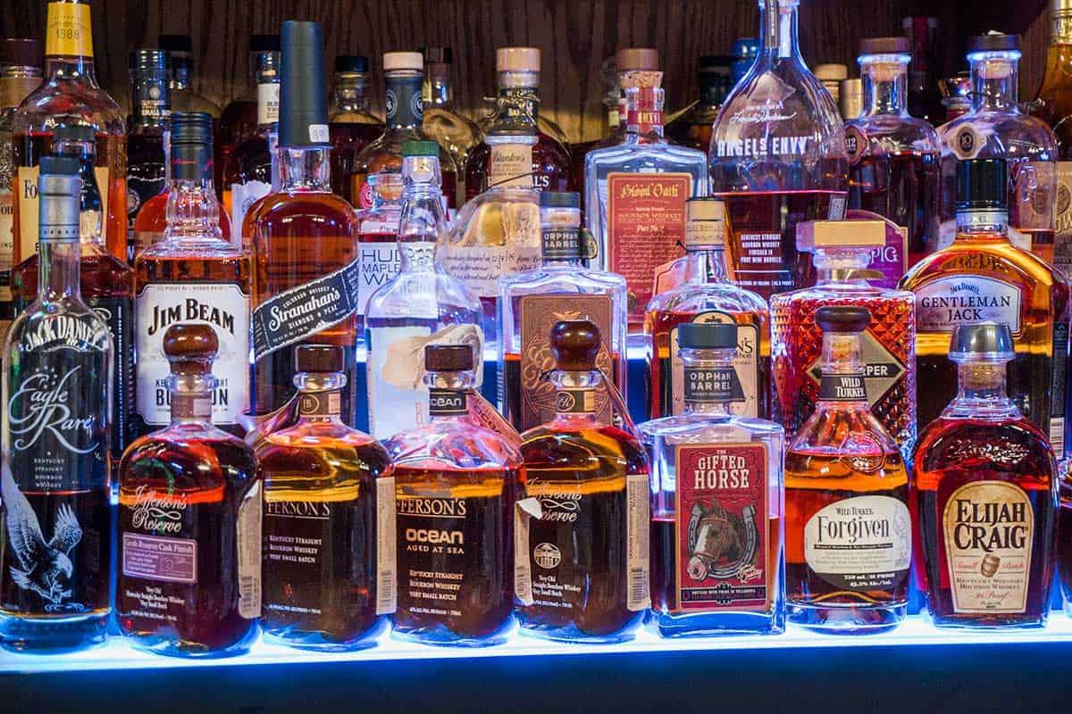 J&J BBQ Bourbon